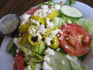 greek salad kissimmee, broadway pizza bar, healthy eating kissimmee, pizza bar salads kissimmee