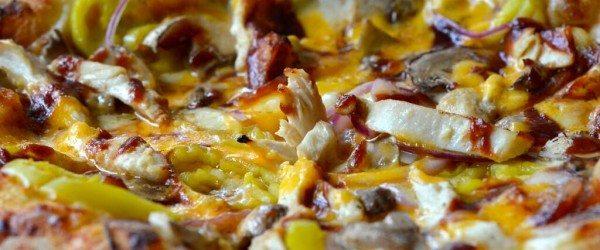 BBQ Chicken pizza at BPB