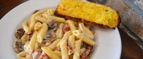 penne magna at broadway pizza bar