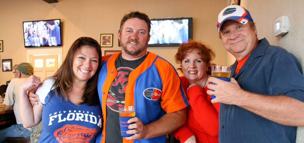Broadway Pizza Bar | Florida Gators Event