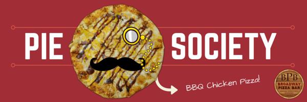 BPB Pie Society email header