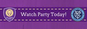 Orlando City Soccer Watch Party