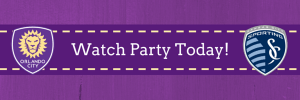 Orlando City Soccer Watch Party