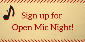 Open mic night in Kissimmee
